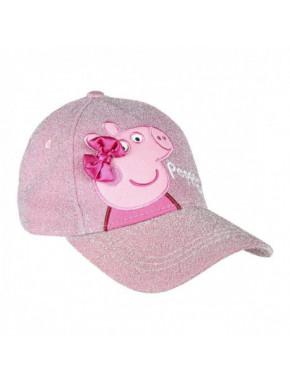 GORRA PREMIUM BRILLANTE PEPPA PIG