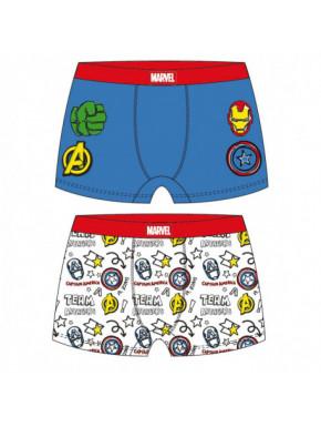 Calzoncillos Superhéroes Marvel Niño