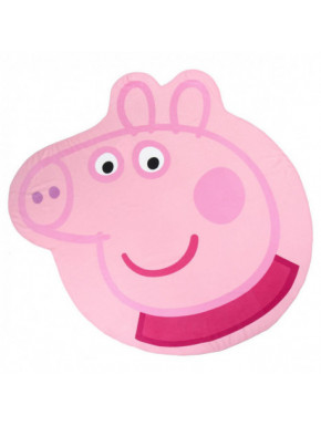 TOALLA FORMA PEPPA PIG