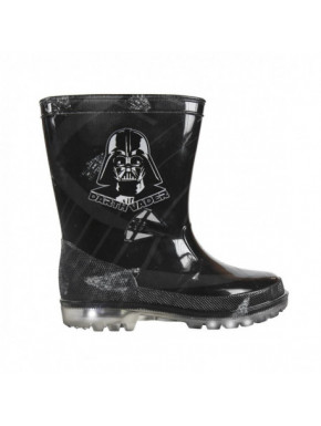 BOTAS LLUVIA PVC LUCES STAR WARS