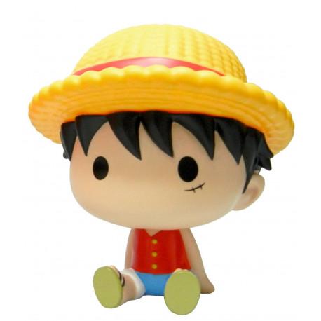 Hucha Chibi Luffy 15 cm