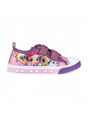 ZAPATILLA LONETA LUCES SHIMMER AND SHINE