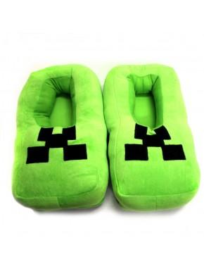 Zapatillas Minecraft Creeper