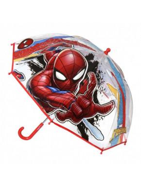 PARAGUAS MANUAL POE SPIDERMAN