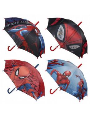 Paraguas Spiderman Colores