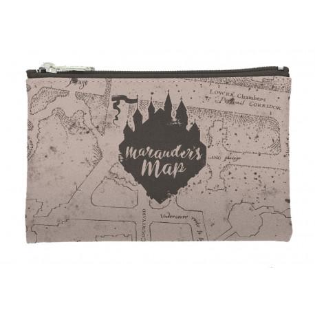 Estuche rectangular Mapa Merodeador Harry Potter
