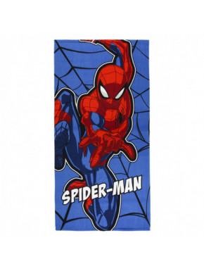 TOALLA MICROFIBRA SPIDERMAN