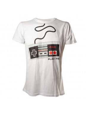 Camiseta Nintendo mando Nes