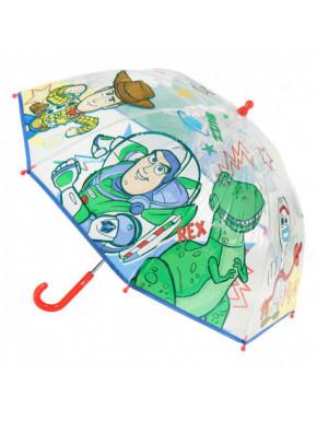 Paraguas Infantil Manual de Toy Story