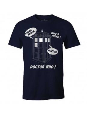 Camiseta Dr Who Tardis