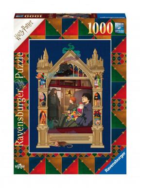 Puzzle Camino de  Hogwarts (1000 piezas) Harry Potter