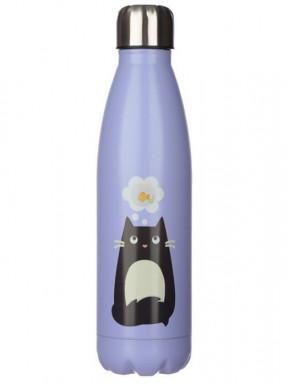 Botella Metálica Amapolas de Primavera
