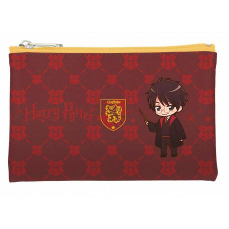 Estuche rectangular Harry Potter  Harry & Hermione