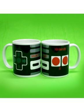 Taza Nintendo Mando NES