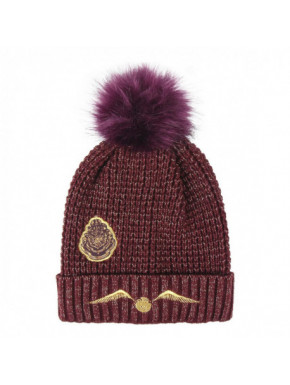 GORRO HARRY POTTER POMPÓN