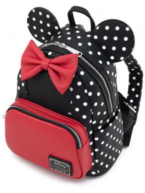 Bolso mochila Minnie puntitos Loungefly