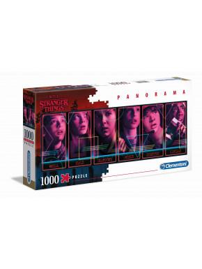 Puzzle Panorama 1000 piezas Stranger Things