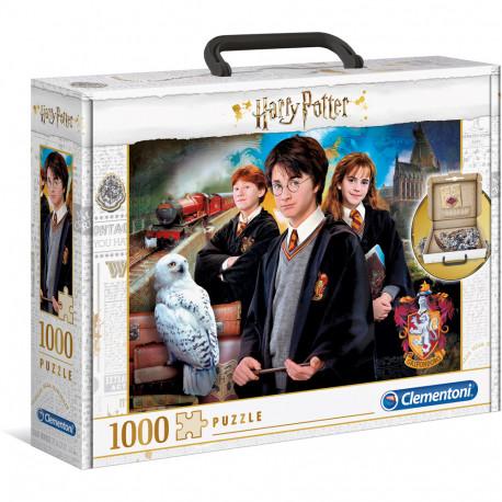 Puzzle Harry Potter Maletín 1000 piezas