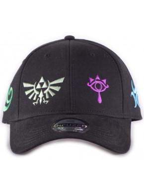 Gorra Zelda símbolos