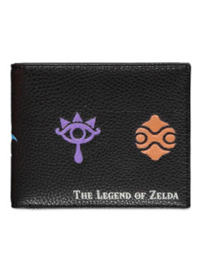 Cartera Zelda símbolos