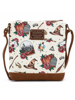 Bolso de viaje Harry Potter Tattoo Loungefly