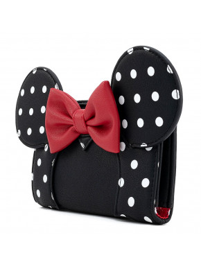 Cartera Minnie Mouse puntitos Loungefly
