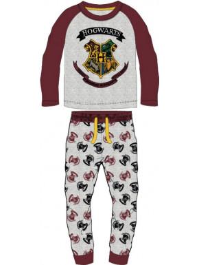 Pijama Niño Harry Potter Granate