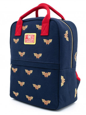 Bolso mochila loneta Wonder Woman Loungefly