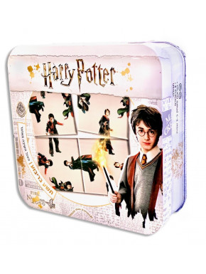 Puzzle Harry Potter Reto 9 piezas