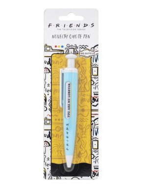 Bolígrafo Friends con 6 frases diferentes