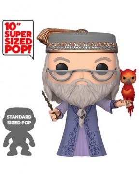 Figura Super Sized POP! Dumbledore 25 cm Harry Potter
