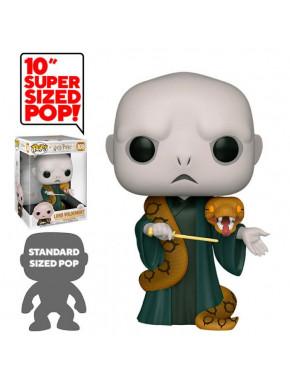 Figura Super Sized POP! Voldemort 25 cm