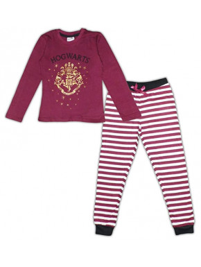 Pijama Niña Harry Potter Granate
