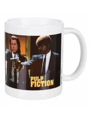 Taza Jules y Travolta Pulp Fiction