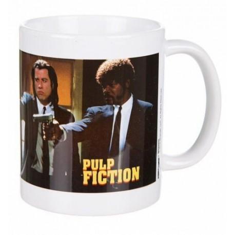 Taza Jules y Travolta Pulp Fiction