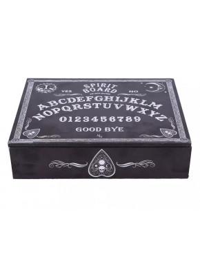 Caja Joyero con espejo Ouija