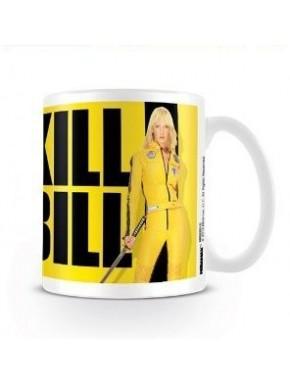 Taza Kill Bill logo
