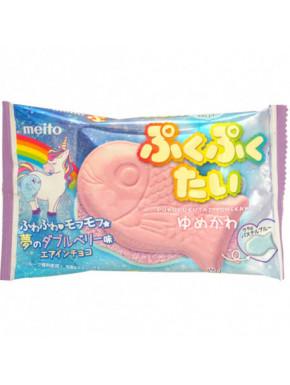 Taiyaki Pez sabor Arcoiris Puku Puku Rainbow