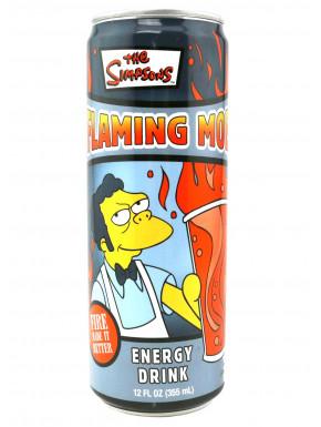 Bebida Energética Flameado de Moe