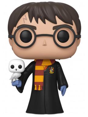 Funko Pop XXL Harry Potter y Hedwig 45 cm