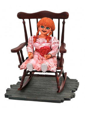 The Conjuring Universe Horror Movie Gallery Estatua PVC Annabelle 23 cm