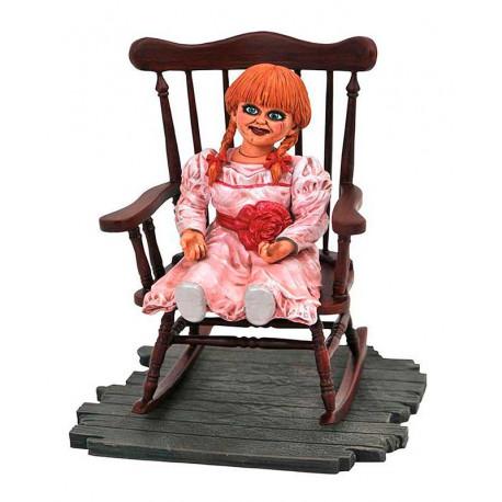 The Conjuring Universe Horror Movie Gallery Estatua PVC Annabelle 23 cm