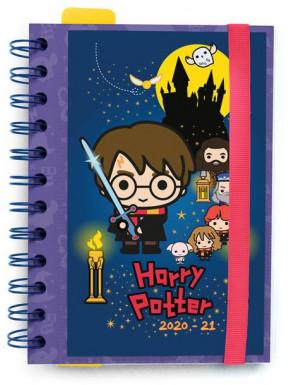 Agenda Escolar Harry Potter chibi 2020/2021