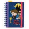 Agenda Escolar Harry Potter chibi 2020/2021