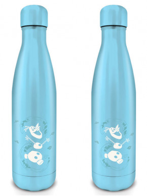 Botella metálica Frozen II Olaf