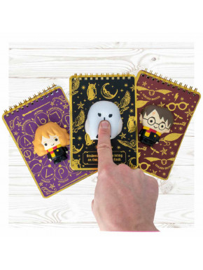 Cuadernos estrujables Harry Potter