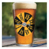 Vaso Pinta de cerveza con Juego de Beber