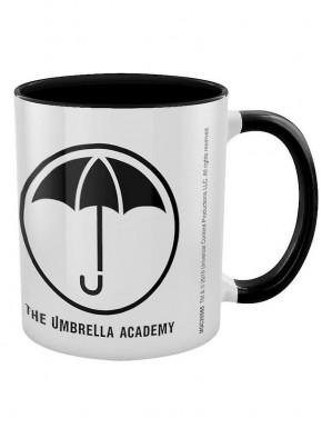 Taza desayuno negra  The Umbrella Academy