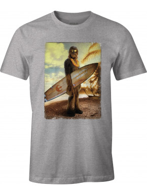 Camiseta Chewbacca beach boy
