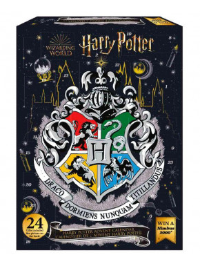 Calendario de Adviento Harry Potter Christmas in the Wizarding World